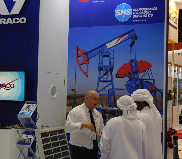 ADIPEC 2016 Exhibition