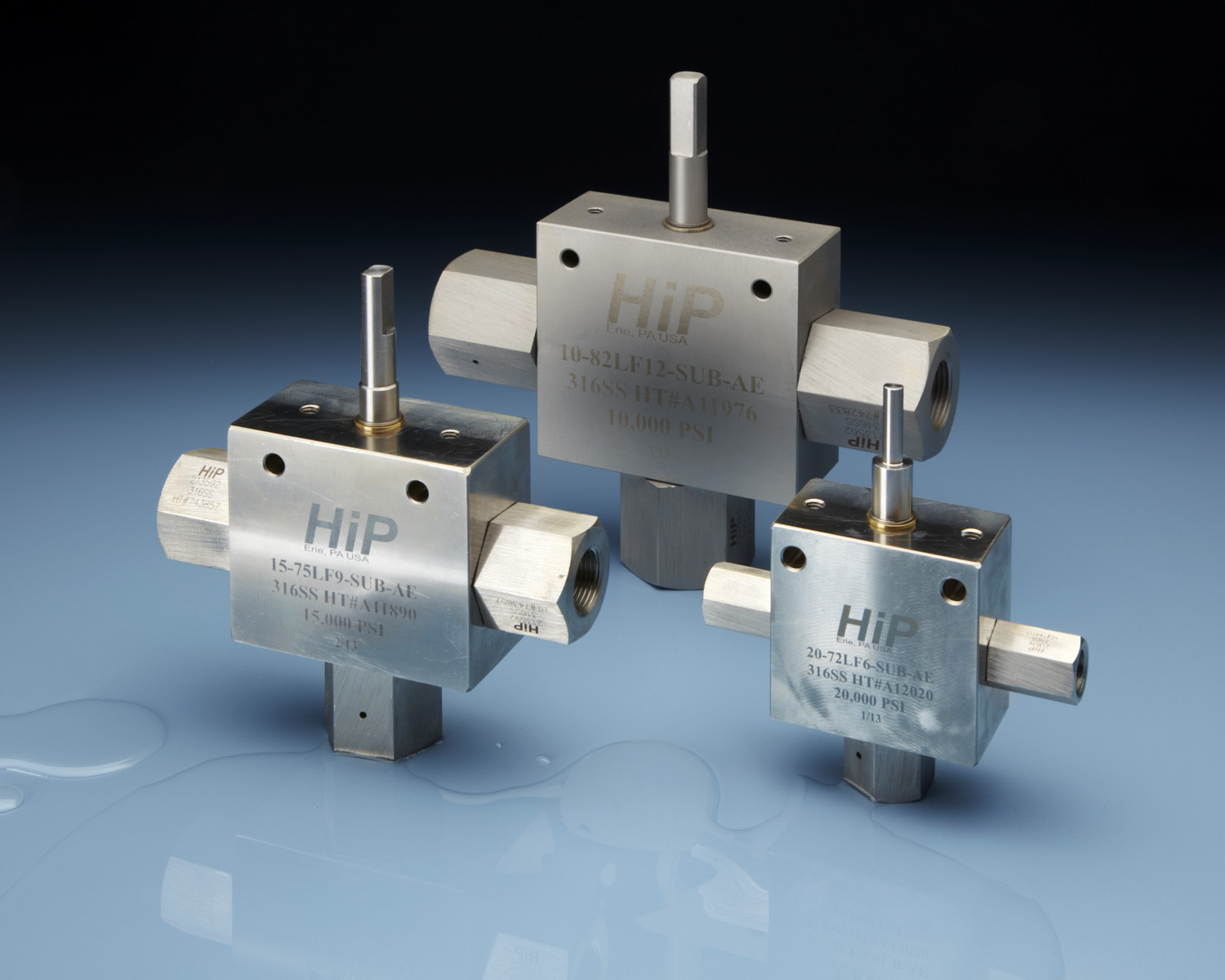 New SubSea Ball Valves from HiP